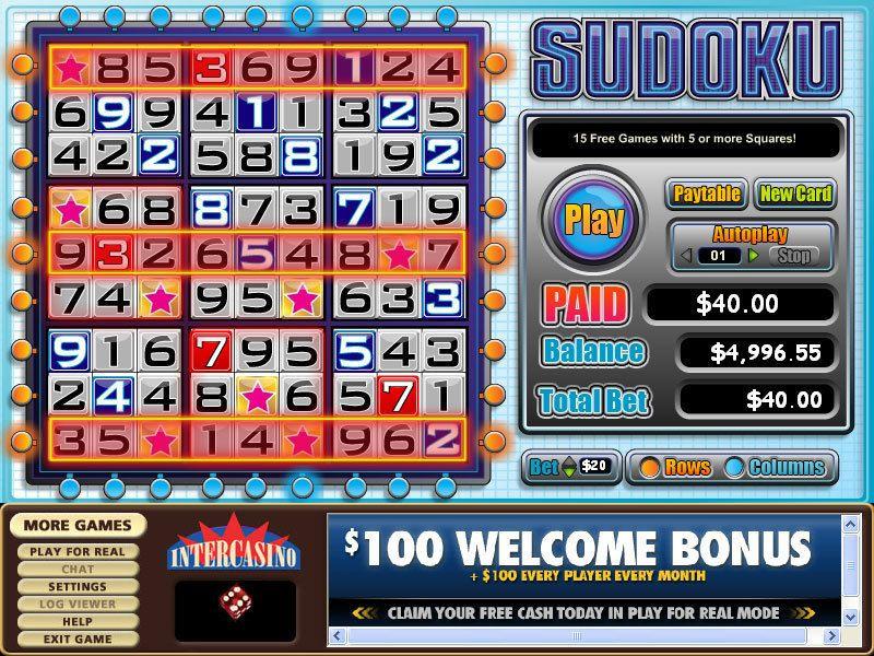 sudoku-slots-game-screenshot-xko