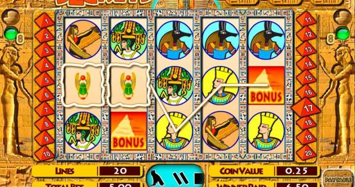 cleopatras-secrets-slots-game-screenshot-nrv