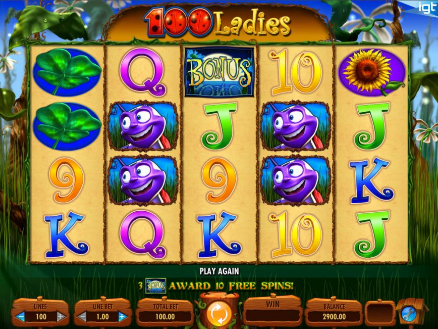100-ladies-slots-game-screenshot-tvq